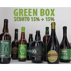 Green Box S.Patrick's Day! Sconto 15+15%
