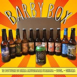 Barby box - 12bottiglie - 33cl - Chiare