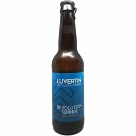 Revolution Summer 33cl.- American Blonde Ale - Luvertin
