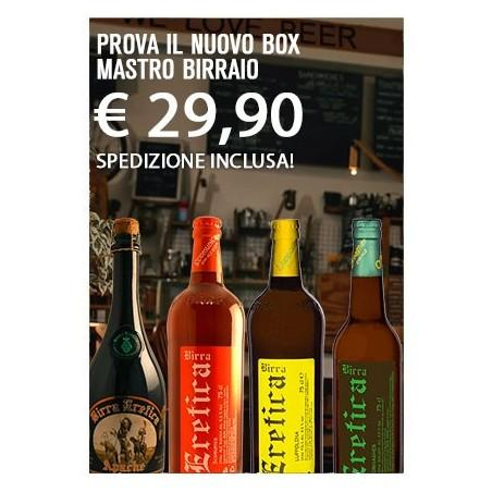 Box mastro birraio 75Cl.