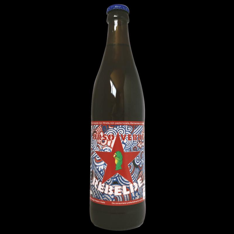Rebelde - Strong Ale - CL 50