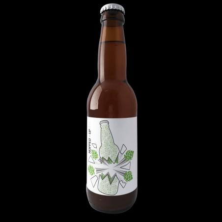 Hopped Up - American Ipa - 33 Cl.
